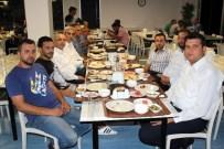 İSMAIL AYDıN - Salihli Kocaçeşmespor'dan Birlik Ve Beraberlik Yemeği
