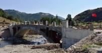 Tarihi Yol, Atayolu Köprüsü İle Birbirine Bağlanıyor