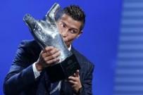 GARETH BALE - 'UEFA Yılın Futbolcusu' Ödülü Bir Kez Daha Ronaldo'nun