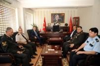 EDIP ÇAKıCı - Vali Elban Ve Heyetinden Osmaneli İlçesine Ziyaret