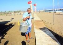 BIYOLOJI - 40 Derece Sıcakta Mısır Satarak 5 Çocuğunu Okuttu
