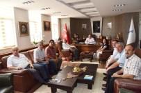 TÜRKİYE EMEKLİLER DERNEĞİ - Başkan Üzülmez'in Makamı Boş Kalmıyor
