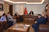 ALİ AY - Bursaspor'dan Torun'a Demokrasi Ziyareti