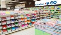 BESLENME ÇANTASI - Carrefoursa'dan Kırtasiye Malzemelerine İkinci Test