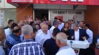 CHP İl Başkanı Güzelmansur, CHP Konvoyuna Yapılan Saldırıyı Kınadı