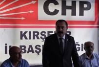 YıLMAZ ZENGIN - CHP Liderine Yapılan Saldırıya Kınama