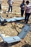 KARACAAHMET - Gaziantep'te İnsansız Hava Aracı Düştü