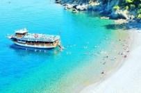 GEZİ TEKNESİ - İçmeler'de Tekne Turlarına Yoğun İlgi