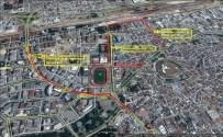 HASAN ALİ YÜCEL - İstasyon Caddesi Bir Süreliğine Trafiğe Kapatılıyor