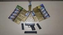 ÇOLAKLı - Jandarma 2 Adet Silah, Çok Sayıda Mermi Ve Esrar Ele Geçirdi
