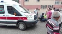 Kamyonet İle Patpat Çarpıştı Açıklaması 1 Yaralı