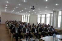 RAHMI DOĞAN - Kars, Ardahan, Iğdır Tanıtım Günleri Toplantısı Yapıldı