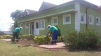 UZUNTARLA - Kartepe'de Parkların Revize Çalışmaları Sürüyor