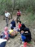 GÜZELÇAMLı - Kuşadası'nda 10 Kaçak Göçmen Yakalandı