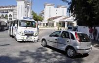ÇOLAKLı - Manavgat'ta Yolcu Minibüsü Otomobille Çarpıştı Açıklaması 5 Yaralı