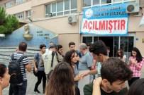 EĞİTİM DERNEĞİ - Öğrenciler Siyasi Malzeme Olmak İstemiyorlar