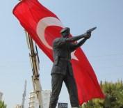 SEYİT ONBAŞI - Ömer Halisdemir'in Anıt Heykeli Dikildi