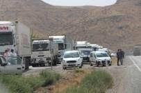 KAFA TRAVMASI - Saldırı Sonrası Uzun Araç Kuyruğu