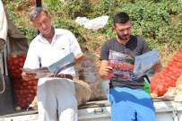 ATATÜRK BÜSTÜ - Süleymanpaşa Belediyesi Hizmet Ve Etkinlikleri Dergi İle Duyuruyor