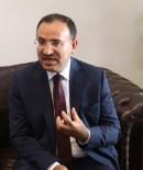 Adalet Bakanı Bozdağ Açıklaması 'Şehitlerimiz Bizim Güç Kaynağımızdır, Türkiye'yi Türkiye Yapandır'
