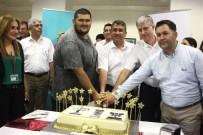 OBEZİTE - Adana'da 200'Üncü Robotik Cerrahi Vakası Pastayla Kutlandı