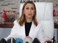 ÖZNUR ÇALIK - AK Parti Genel Başkan Yardımcısı Çalık Açıklaması 'Terör Nöbetini Sütkardeşler Devraldı'