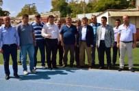 DEMİRYOLLARI - AK Parti Milletvekilleri, Şehir Stadında İncelemelerde Bulundu