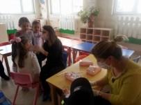 DİŞ FIRÇASI - Aydın'da Geçen Yıl 21 Bin Öğrenci Diş Taramasından Geçirildi