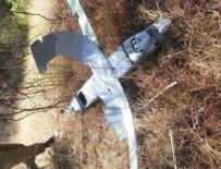 NAHÇıVAN - Azerbaycan Ermenistan'ın insansız hava aracını düşürdü
