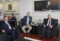 CARI AÇıK - Bakan Özlü'den İzmir'e 'Mega Proje' Müjdesi