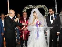 MEHMET ŞİMŞEK - Başbakan Yardımcısı Mehmet Şimşek, Yeğeninin Düğününe Katıldı