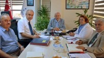 NILGÜN MARMARA - Başkan Albayrak, TESKİ Yönetim Kurulu Toplantısına Katıldı