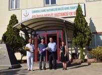DEVİR TESLİM - Çanakkale'deki Askeri Hastaneler Sağlık Bakanlığına Bağlandı