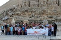 GAZİ YAKINI - Çocuklar Tarihi Mekanları Tanıyor