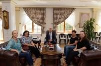 KALENDER - EDHAYKO'dan Vali Özdemir'e Ziyaret