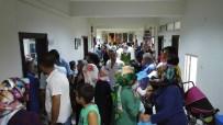 ÖZEL HASTANELER - Elbistan'da binlerce kişi sudan zehirlendi