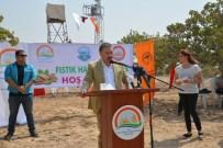 ŞANLIURFA VALİSİ - Fındığa Verilen Destekten Fıstık Üreticisi De İstiyor