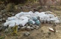 MUTFAK TÜPÜ - Hakkari'de 2 Bomba Yüklü Araç Ve 1 Kamyon Ele Geçirildi