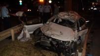 KıLıÇKAYA - İstanbul'da Feci Kaza Açıklaması 1 Ölü, 5 Yaralı