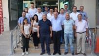 KAPAKLı - Kapaklı Belediyesi İle TESKİ Yatırım Koordinasyon Toplantısı Yaptı