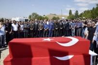 Kırıkkaleli Şehit Polis Son Yolculuğuna Uğurlandı