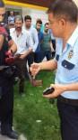 KAYINBİRADER - Kırşehir'in Meydanında Eniştesini Vurdu
