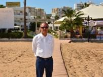 KıZKALESI - Kızkalesi'ne 'Aile Plajı' Önerisi