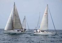 SABAH KAHVALTISI - Kuşadası 4. Zafer Kupası Yat Yarışları Başladı