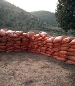 PKK'nın sığınağında 7 ton patlayıcı bulundu