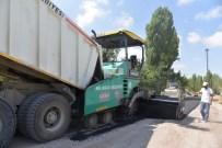 MOBESE - Melikgazi'de Yılın Başından Bu Yana 230 Bin Ton Asfalt Çalışması Yapıldı