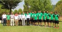 MEHMET ÇELIK - Muğla Ormanspor'da Hedef Play-Off