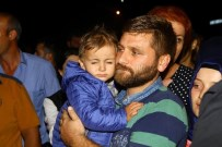 KARGO UÇAĞI - Oğlunun Doğum Gününde Şehit Olan Polisin Cenazesi Samsun'da