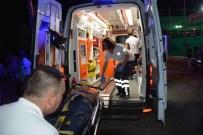 MEHMET TIRYAKI - Ortaca'da Trafik Kazası, 1'İ Ağır, 2 Yaralı