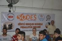 SİİRT VALİSİ - Siirtli Gençler SODES'le Pedallıyor Projesinin Sertifika Töreni Düzenlendi